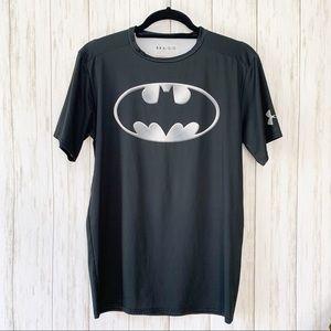 🌼 3 for $35 Under Armour Batman Shirt U6